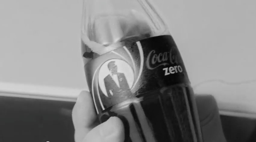 Trop Bon Trop Com - #TBTC Coca-Cola Zero 007 Skyfall