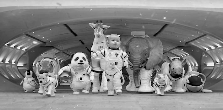 Trop Bon Trop Com - #TBTC KIA : Space Babies
