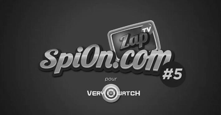 Trop Bon Trop Com - #TBTC Le Zap de Spi0n TV #6 3