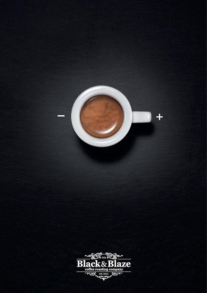 Black&Blaze-Turn-you-on-the-max-Cafe-Coffee-Ad-Presse-Print-2