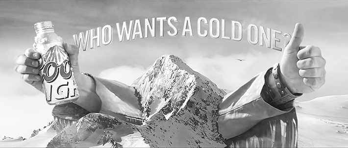 Trop Bon Trop Com - #TBTC Coors Light : Say YES to adventure !