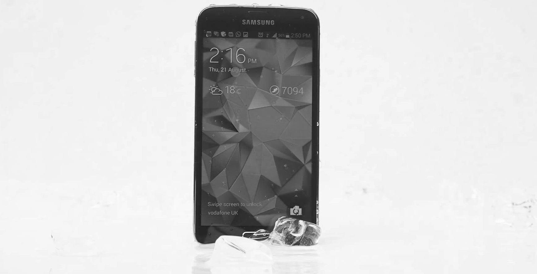 Trop Bon Trop Com - #TBTC Samsung : Ice Bucket Challenge
