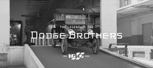 Trop Bon Trop Com - #TBTC Dodge : Dodge Brothers