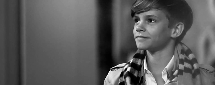 Trop Bon Trop Com - #TBTC Burberry : From London with Love avec Romeo Beckham