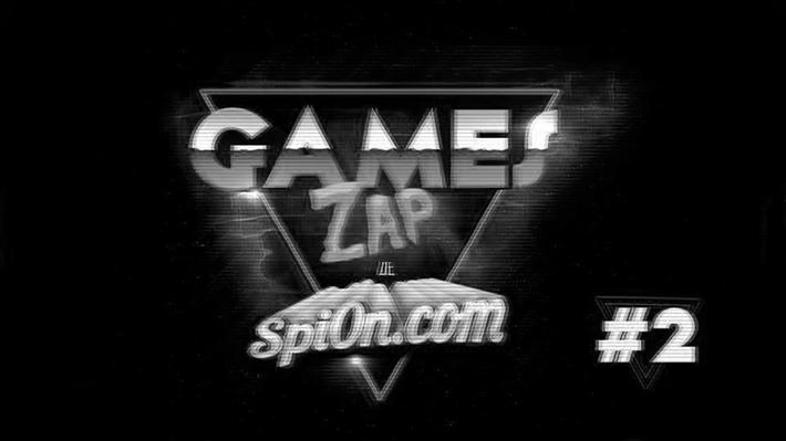 Trop Bon Trop Com - #TBTC Games Zap de Spi0n #2