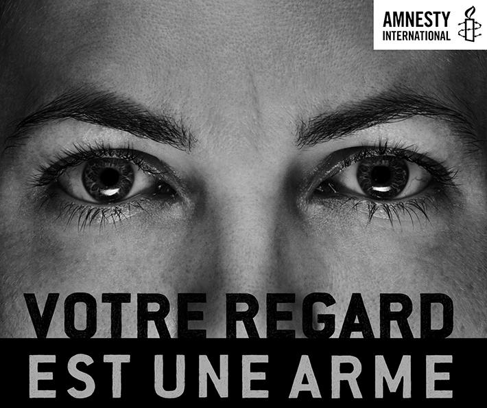 Trop Bon Trop Com - #TBTC Amnesty International - Essayez de ne pas fermer les yeux 2