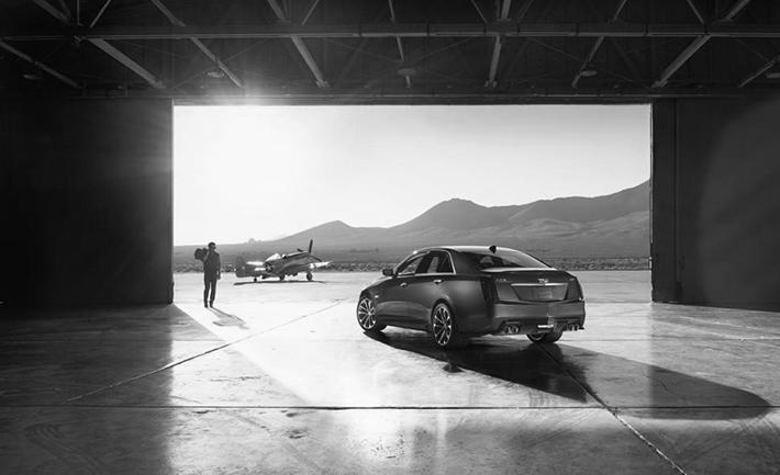 Trop Bon Trop Com - #TBTC Cadillac : CTS-V Series - 2016