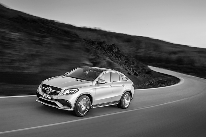 Trop Bon Trop Com - #TBTC Mercedes-Benz : AMG GLE 63 Coupé