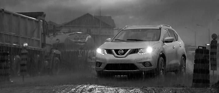 Trop Bon Trop Com - #TBTC Nissan : Rogue