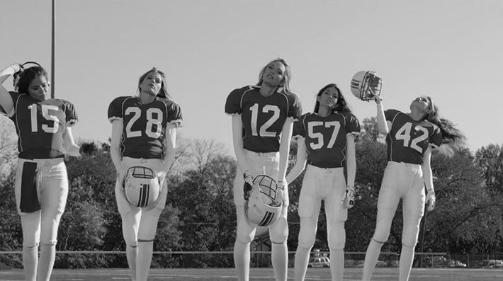 Trop Bon Trop Com - #TBTC Victoria's Secret : Les Anges jouent au Football
