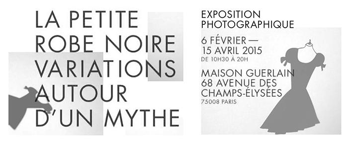 Trop Bon Trop Com - #TBTC Guerlain : Exposition consacrée à la Petite Robe Noire