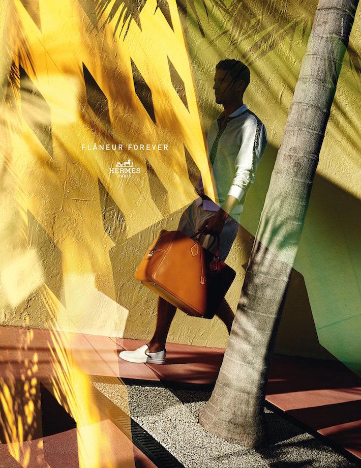 Hermes-Flaneur-Forever-Collection-Printemps-France-Mode-2015-Pub-Publicité-Video-Ad-Advertising-TBTC-G-Communication-10