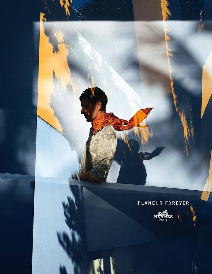 Hermes-Flaneur-Forever-Collection-Printemps-France-Mode-2015-Pub-Publicité-Video-Ad-Advertising-TBTC-G-Communication-12