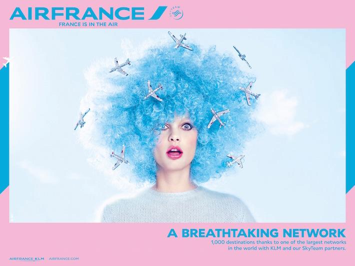 Air France France Is In The Air Tbtc Trop Bon Trop