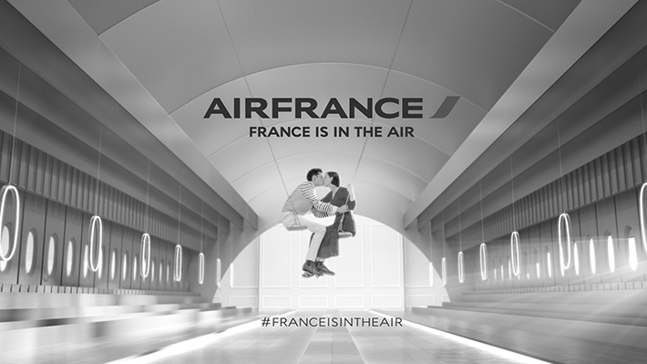 Trop Bon Trop Com - #TBTC Air France : France is in the air 1