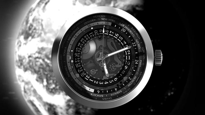 Trop Bon Trop Com - #TBTC Breitling : La Galactic Unitime SleekT