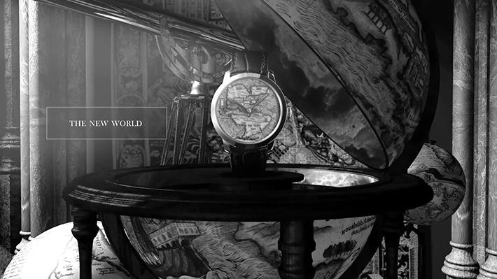 Trop Bon Trop Com - #TBTC Girard-Perregaux : La Chambre aux Merveilles