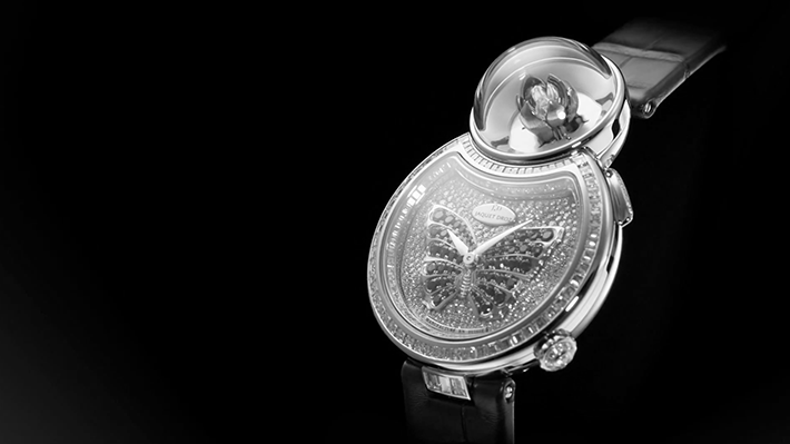 Trop Bon Trop Com - #TBTC Jaquet Droz : The Lady 8 Flower