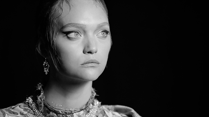 Trop Bon Trop Com - #TBTC Prada : Collection Printemps | Été 2015 - Backstage video