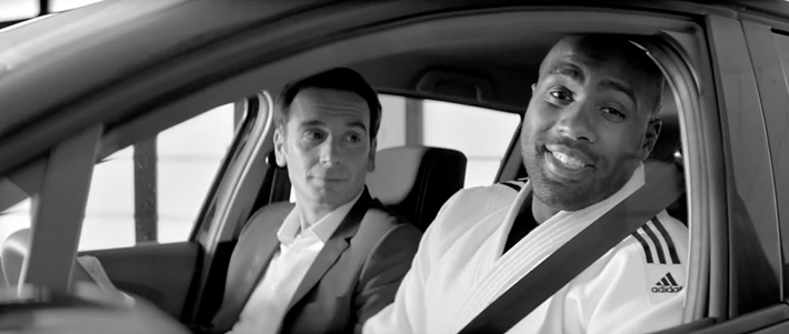 Trop Bon Trop Com - #TBTC Renault : French Touch avec Teddy Riner