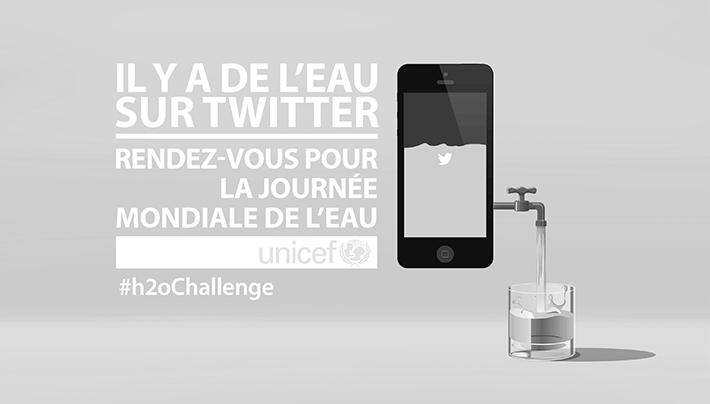 Trop Bon Trop Com - #TBTC Unicef France : On a trouvé de l'eau sur Twitter ! 1