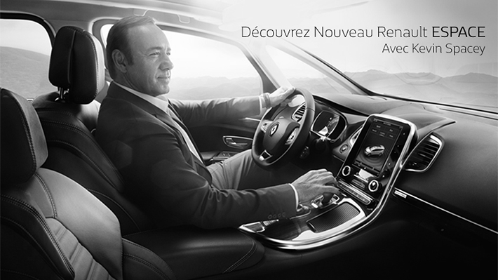 renault le nouvel espace avec kevin spacey tbtc trop bon trop com 39 tapage publicitaire. Black Bedroom Furniture Sets. Home Design Ideas