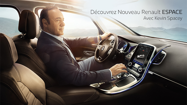 Renault-Espace-Kevin-Spacey-Voiture-Car-Automobile-France-2015-Pub-Publicité-Video-Ad-Advertising-TBTC-G-Communication