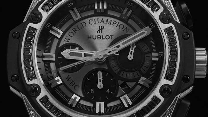 Trop Bon Trop Com - #TBTC Hublot : King Power WBC