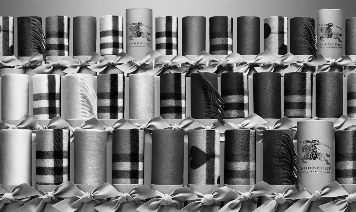 Trop Bon Trop Com - #TBTC Burberry : La fabrication des écharpes