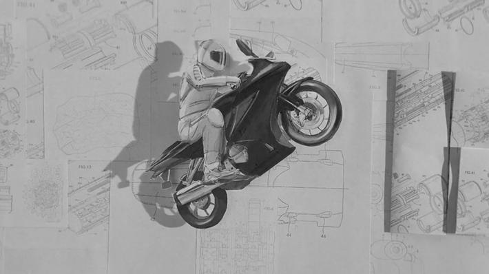 Trop Bon Trop Com - #TBTC Honda : Paper