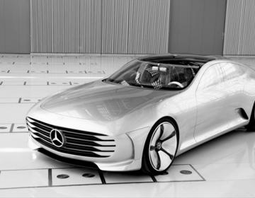 Trop Bon Trop Com - #TBTC Mercedes-Benz : Le Concept IAA pour le Salon Francfort 2015