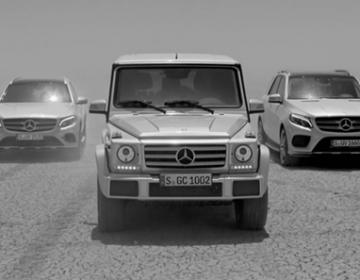 Trop Bon Trop Com - #TBTC Mercedes-Benz : Les Nouveaux SUV avec Garrett McNamara, Lewis Hamilton, Petra Němcová et Mike Horn