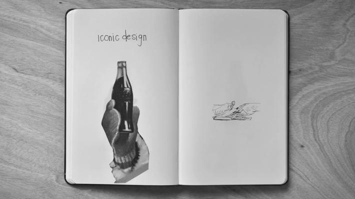 Trop Bon Trop Com - #TBTC Moleskine : Le 100e anniversaire de la bouteille Coca-Cola