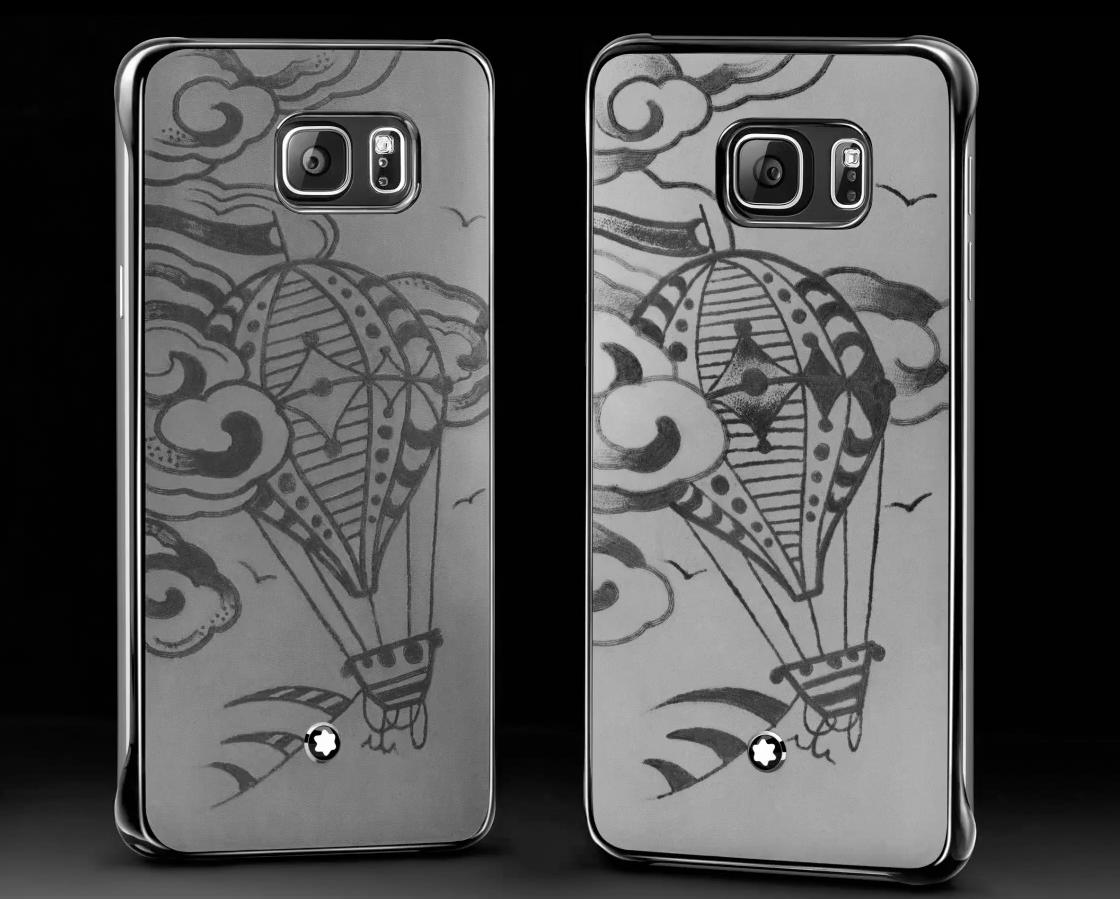 Trop Bon Trop Com - #TBTC Montblanc : Edition limitée du Samsung Galaxy Tattoo