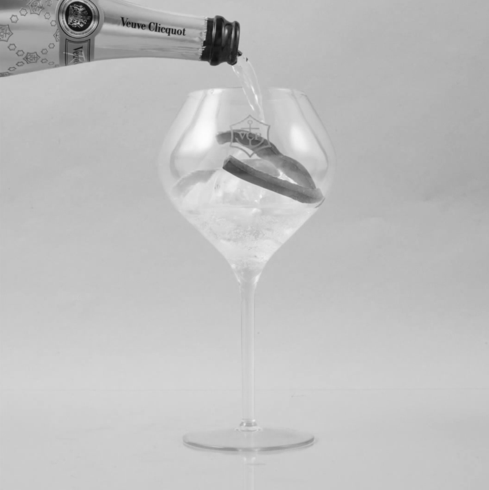 Trop Bon Trop Com - #TBTC Veuve Clicquot Rich : Servir parfaitement