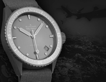 Trop Bon Trop Com - #TBTC Blancpain : Fifty Fathoms collection