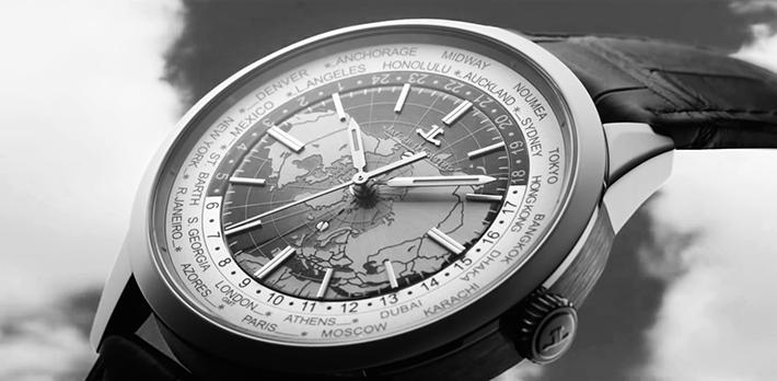 Trop Bon Trop Com - #TBTC Jaeger-LeCoultre : La nouvelle collection Geophysic