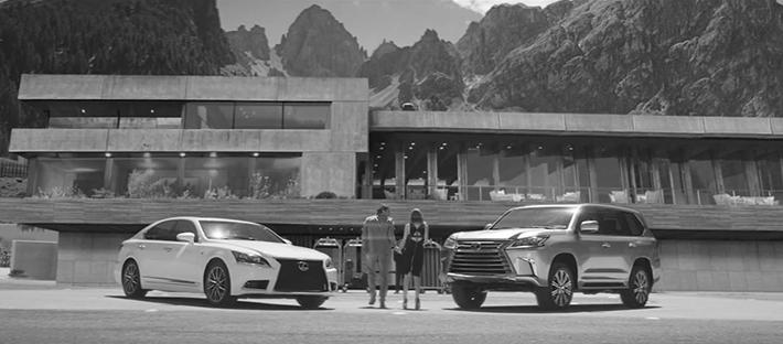 Trop Bon Trop Com - #TBTC Lexus : Modèles LX et LS - Différente Route