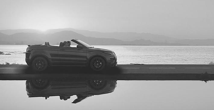 Trop Bon Trop Com - #TBTC Land Rover : Range Rover Evoque Cabriolet, Un cabriolet pour toutes les saisons