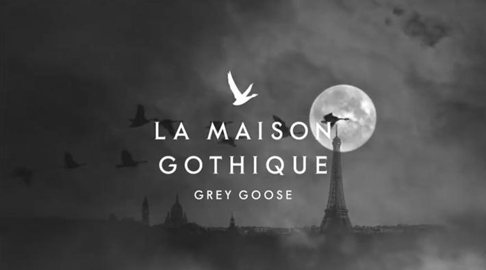 Trop Bon Trop Com - #TBTC Grey Goose : La Maison Gothique