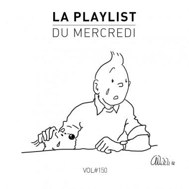 Playlist 150 Soutien à la Belgique
