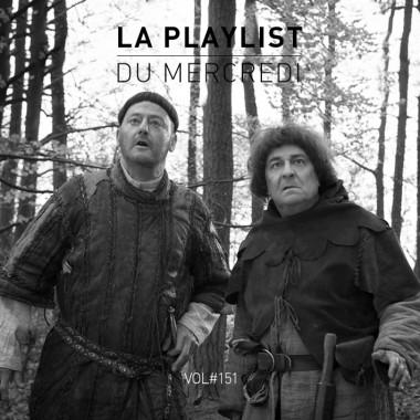 Playlist 151 Les Visiteurs