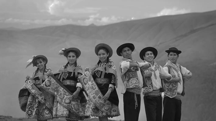 Peru dedicaced to the World