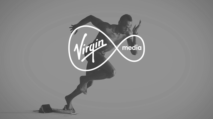 Virgin Media : #BeTheFastest avec Usain Bolt
