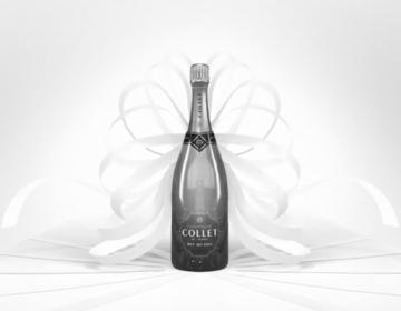 Champagne Collet Monde de papier