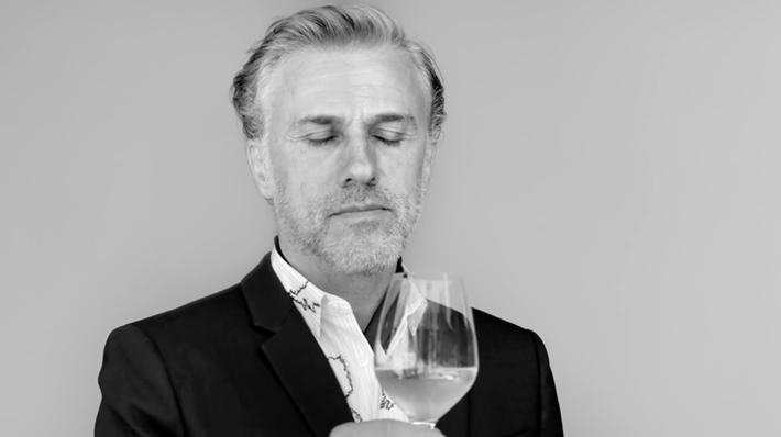 Dom Pérignon P2 Christoph Waltz