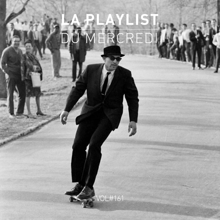 Playlist-161-Skate-Rentrée-Job-Back-To-School-Electro-Tri-Musique-Rock-Pop-Music-TBTC-G-Communication-Noir-Blanc-Black-White