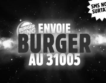 Burger King 31005