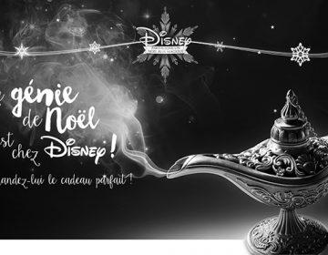 Disney Génie de Noel