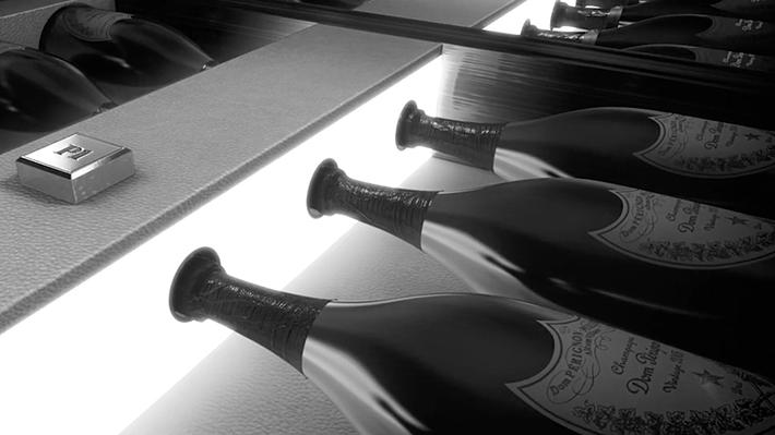 Dom Pérignon X Auctionata La Malle Plénitude